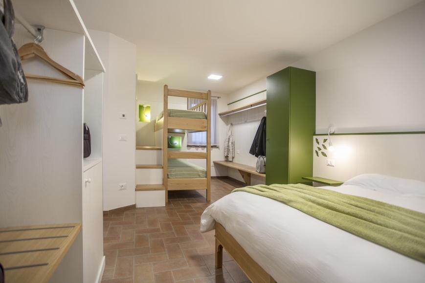 appartamento accessibile per disabili-Cjôt