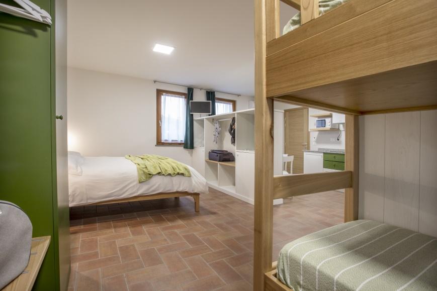 appartamento accessibile per disabili-Cjôt pianotera